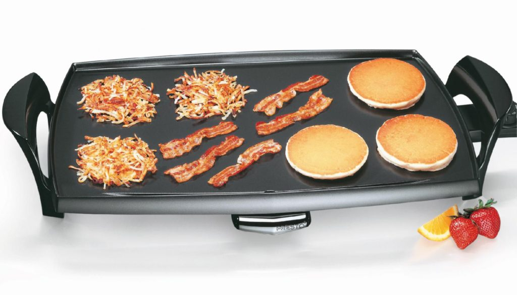 electric griddle buyers guide