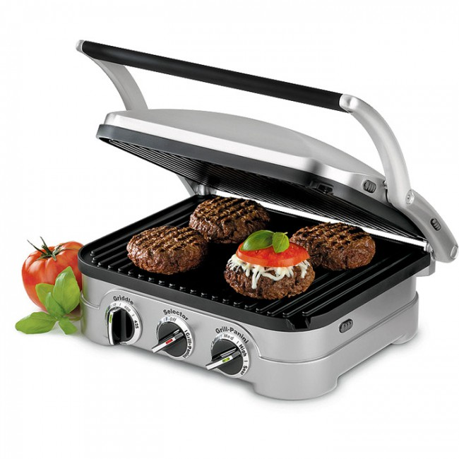 Cuisinart GR-4N 5-in-1 Griddler