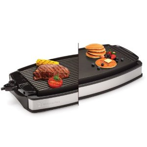 Wolfgang Puck Electric Reversible Grill & Griddle