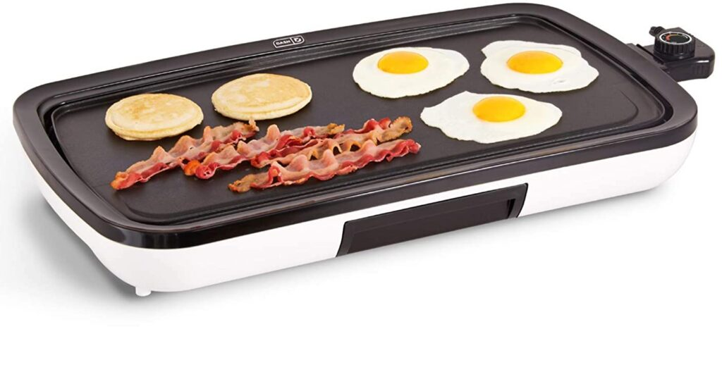 best professional electric griddles