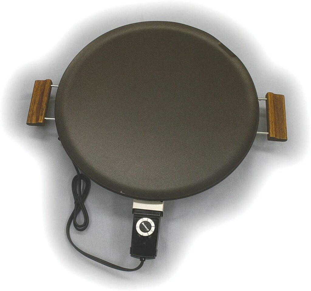 round electric griddles