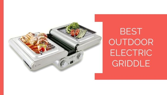 Outdoor Electric Griddles